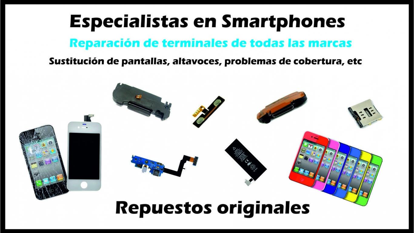 Reparacion telefonía